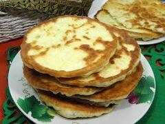 «Бхатури» - приготовления блюда - шаг 4