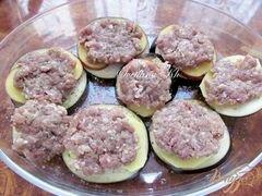 «Баклажаны с мясом и овощами» - приготовления блюда - шаг 2