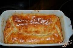 """«Картофельное пюре """"en Croute""""» - приготовления блюда - шаг 6"""