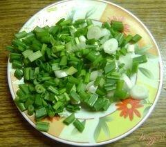 «Вешенки с морковью» - приготовления блюда - шаг 3