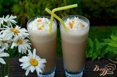 «Кофейный молочный коктейль» - приготовления блюда - шаг 3
