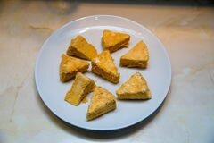 «Жареный сыр камамбер» - приготовления блюда - шаг 4