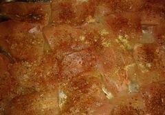 «Куриная грудка под перцем и кукурузой» - приготовления блюда - шаг 1
