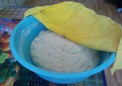«Булочки с яблочным джемом» - приготовления блюда - шаг 2