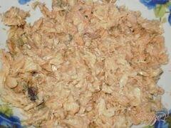 «Горячие рыбные бутерброды» - приготовления блюда - шаг 1