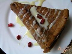 «Шоколадные блинчики» - приготовления блюда - шаг 7