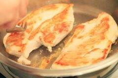«Филе, обжаренное без масла» - приготовления блюда - шаг 4