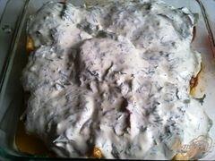 «Филе куриное в ореховом соусе» - приготовления блюда - шаг 7