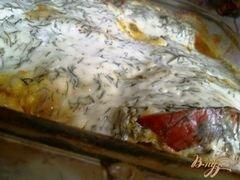 «Филе куриное в ореховом соусе» - приготовления блюда - шаг 8