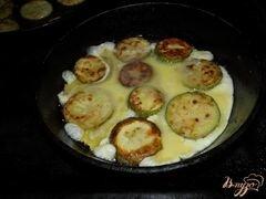 «Кабачковая запеканка» - приготовления блюда - шаг 3