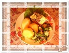 «Карась под сметаной.» - приготовления блюда - шаг 4