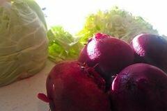 «Борщ» - приготовления блюда - шаг 1