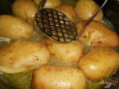 «Тающий картофель» - приготовления блюда - шаг 2
