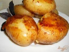 «Тающий картофель» - приготовления блюда - шаг 4