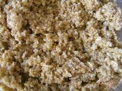 «Печенье гхуриба с кунжутом» - приготовления блюда - шаг 2
