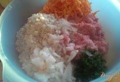 «Фаршированные мини-перчики» - приготовления блюда - шаг 6