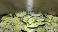 «Салат из огурцов на зиму» - приготовления блюда - шаг 8