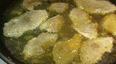 «Мясо с айвой» - приготовления блюда - шаг 4