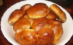 «Постные пирожки для ленивой хозяйки» - приготовления блюда - шаг 6