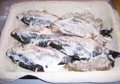 «Рыбный пирог» - приготовления блюда - шаг 10