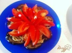 «Салат из баклажанов.» - приготовления блюда - шаг 11