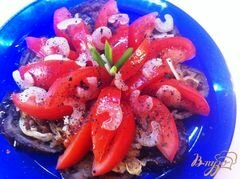 «Салат из баклажанов.» - приготовления блюда - шаг 14