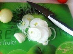 «Салат из баклажанов.» - приготовления блюда - шаг 4