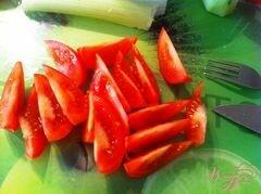 «Салат из баклажанов.» - приготовления блюда - шаг 8