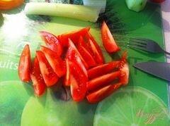 «Салат из баклажанов.» - приготовления блюда - шаг 9