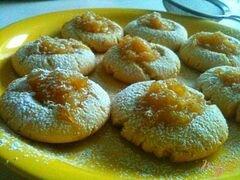 «Песочное печенье с яблочно-медовой начинкой» - приготовления блюда - шаг 10