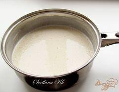 «Блинчики с копченой семгой и творожным сыром» - приготовления блюда - шаг 1