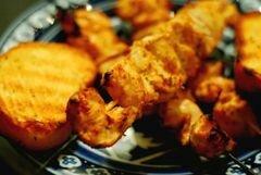 «Сатэй из курицы» - приготовления блюда - шаг 10