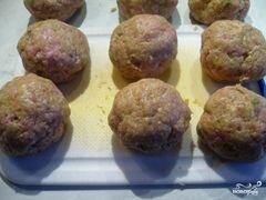 «Тефтели по-шведски» - приготовления блюда - шаг 5
