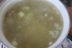 «Макаронный суп с куриными сердечками» - приготовления блюда - шаг 2