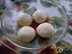 «Молочные булочки с начинкой.» - приготовления блюда - шаг 5