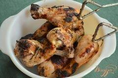 «Куриные ножки с розмарином для гриля» - приготовления блюда - шаг 4