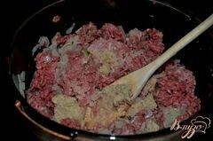 «Фрикадельки по - строгановски» - приготовления блюда - шаг 1