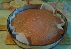 «Нежнейший шоколадный пирог» - приготовления блюда - шаг 4