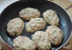 «Котлеты из индейки с сыром» - приготовления блюда - шаг 5