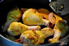«Куриный плов в духовке» - приготовления блюда - шаг 3