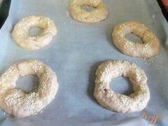 «Винные бублики» - приготовления блюда - шаг 4