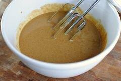 «Домашнее печенье с арахисовым маслом» - приготовления блюда - шаг 10