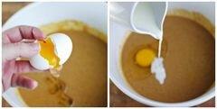 «Домашнее печенье с арахисовым маслом» - приготовления блюда - шаг 11