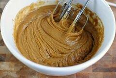 «Домашнее печенье с арахисовым маслом» - приготовления блюда - шаг 12