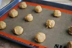 «Домашнее печенье с арахисовым маслом» - приготовления блюда - шаг 16