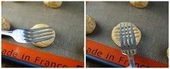 «Домашнее печенье с арахисовым маслом» - приготовления блюда - шаг 17