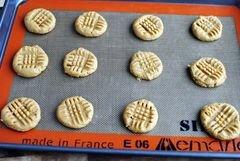 «Домашнее печенье с арахисовым маслом» - приготовления блюда - шаг 18