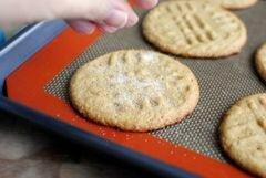 «Домашнее печенье с арахисовым маслом» - приготовления блюда - шаг 19