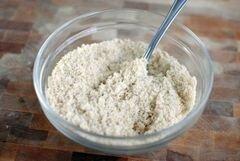 «Домашнее печенье с арахисовым маслом» - приготовления блюда - шаг 2