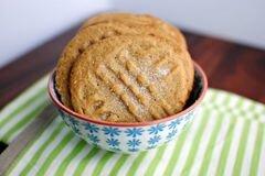 «Домашнее печенье с арахисовым маслом» - приготовления блюда - шаг 20
